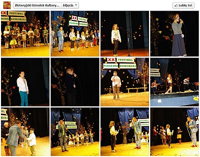 X Jubileuszowy Festiwal Piosenki Dziecięcej