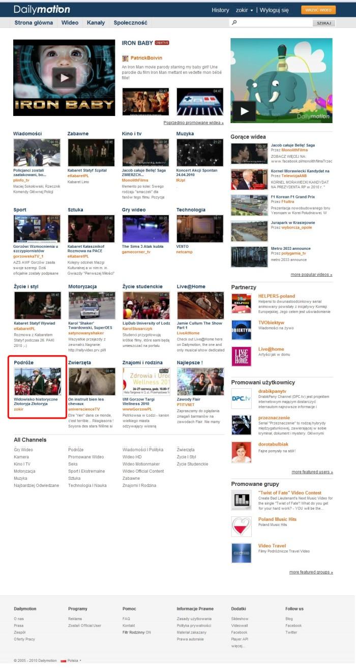 Złotoryja - DailyMotion.com