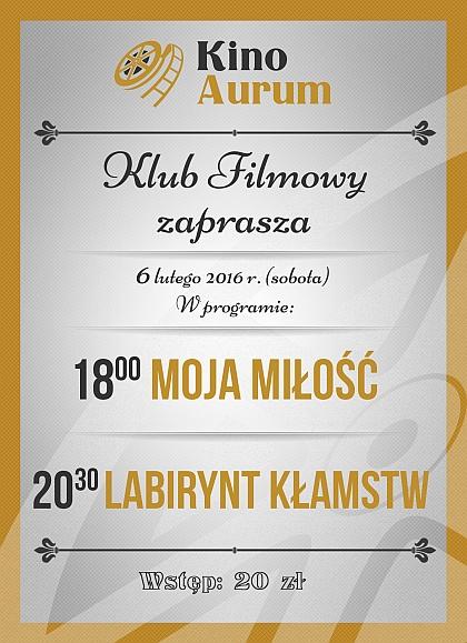 Klub Filmowy Luty 2016