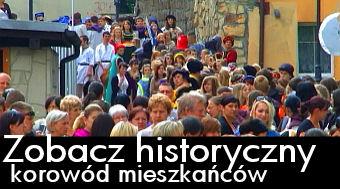 Historyczny korowód ulicami Złotoryi - Złotoryja