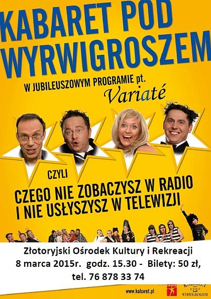 Jabaret pod Wyrwigroszem