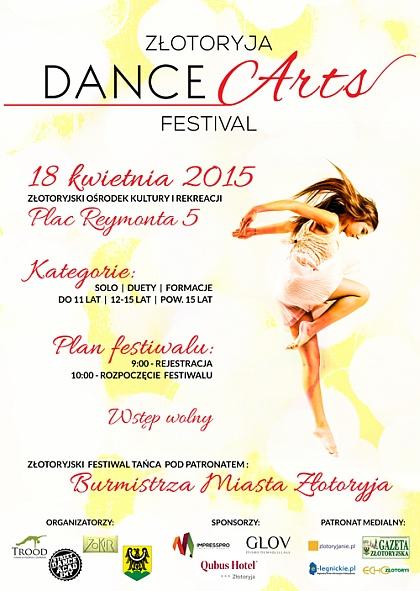 Złotoryja Dance Arts Festival