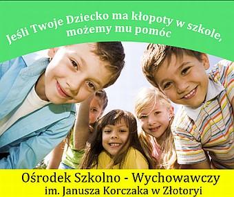 Specjalny Ośrodek Szkolno-Wychowawczy im. Janusza Korczaka w Złotoryi