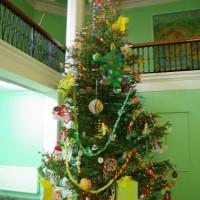 Dekoracja Złotoryjskiego Drzewka Świątecznego 2012