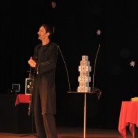 Ferie zimowe 2015: ABRACADABRA! HOCUS POCUS! SIM SALA BIN! – magiczne pokazy iluzjonisty