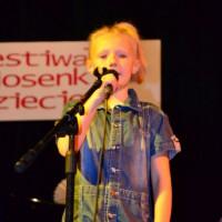 XXII Festiwal Piosenki Dziecięcej