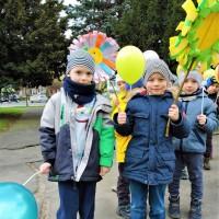 XIII  Złotoryjski Wiosenny Mini Rajd Przedszkolaka