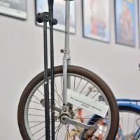 Wystawa rowerów