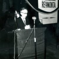 Odsłonięcie pomniku Reymonta