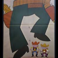 Plakat Filmowy - film dziecięcy