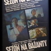 Wystawa plakatów filmowych kina polskiego lat 80. cz. I