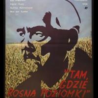 Wystawa plakatów filmu zagranicznego lat 80.